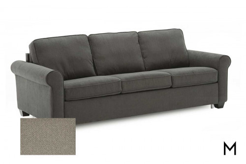 Swinden Super Queen Sleeper Sofa in Boulder Mineral