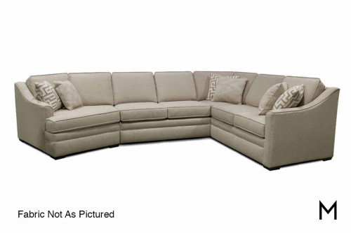 Thomas 2 Piece Sectional