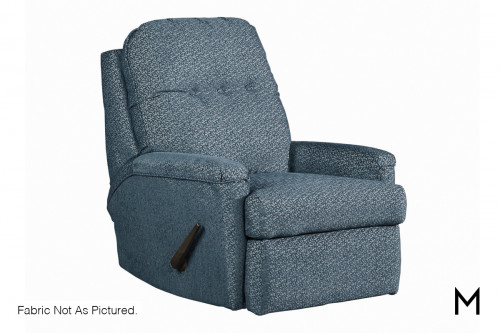 M Collection Gigi Wall-Saver Recliner