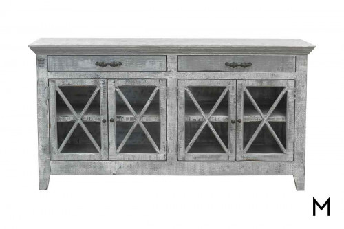 Butlers 4 Door Media Cabinet