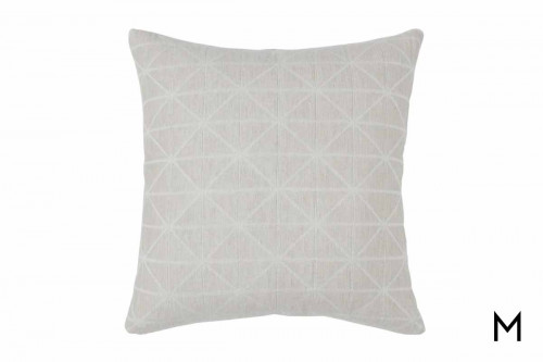"Lukka Natural Pillow 22""x22"""