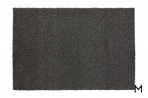 Chunky Wool Area Rug 8' x 10'