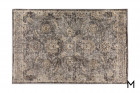 Mercier Pewter Area Rug 5'x8' Color Thumbnail Pewter