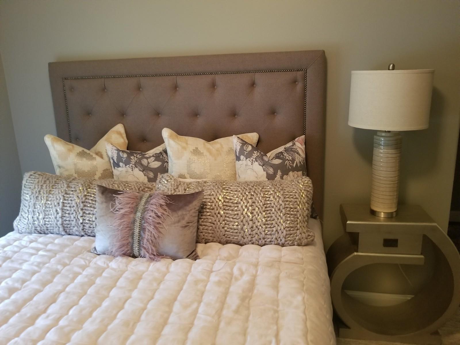 Custom Design Bed