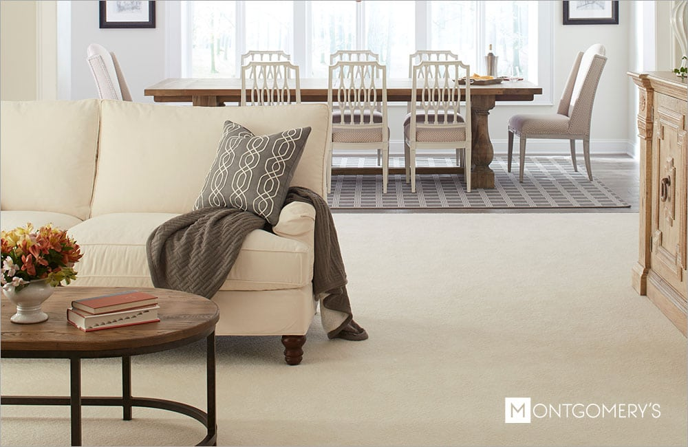 benefits of wool flooring style easy to clean