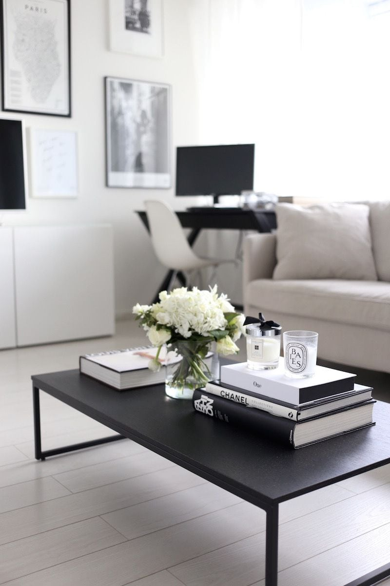 How To Decorate A Coffee Table Montgomerys Furniture