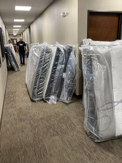 VOA mattress