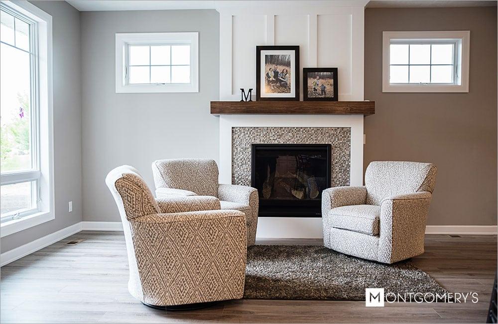 interior design transitional