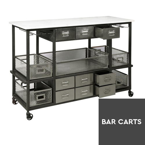 Living Room Bars and Carts