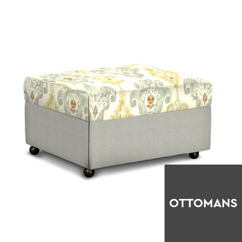 Living Room Ottomans