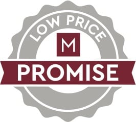 low price promise logo