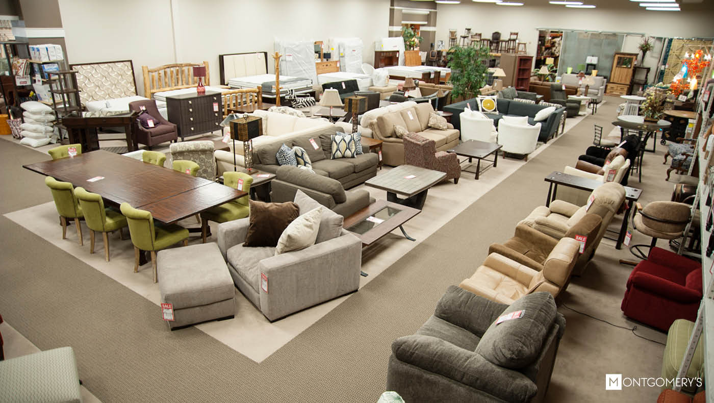 Watertown Sd Furniture Store Montgomery S Furniture