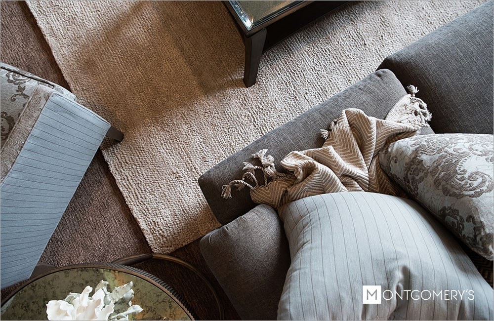 what colors are transitional interiord design